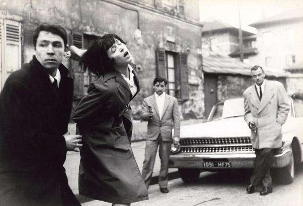 """""""Viver a Vida"""", de Jean-Luc Godard"""